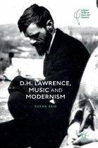 Boek cover D.H. Lawrence, Music and Modernism van Susan Reid