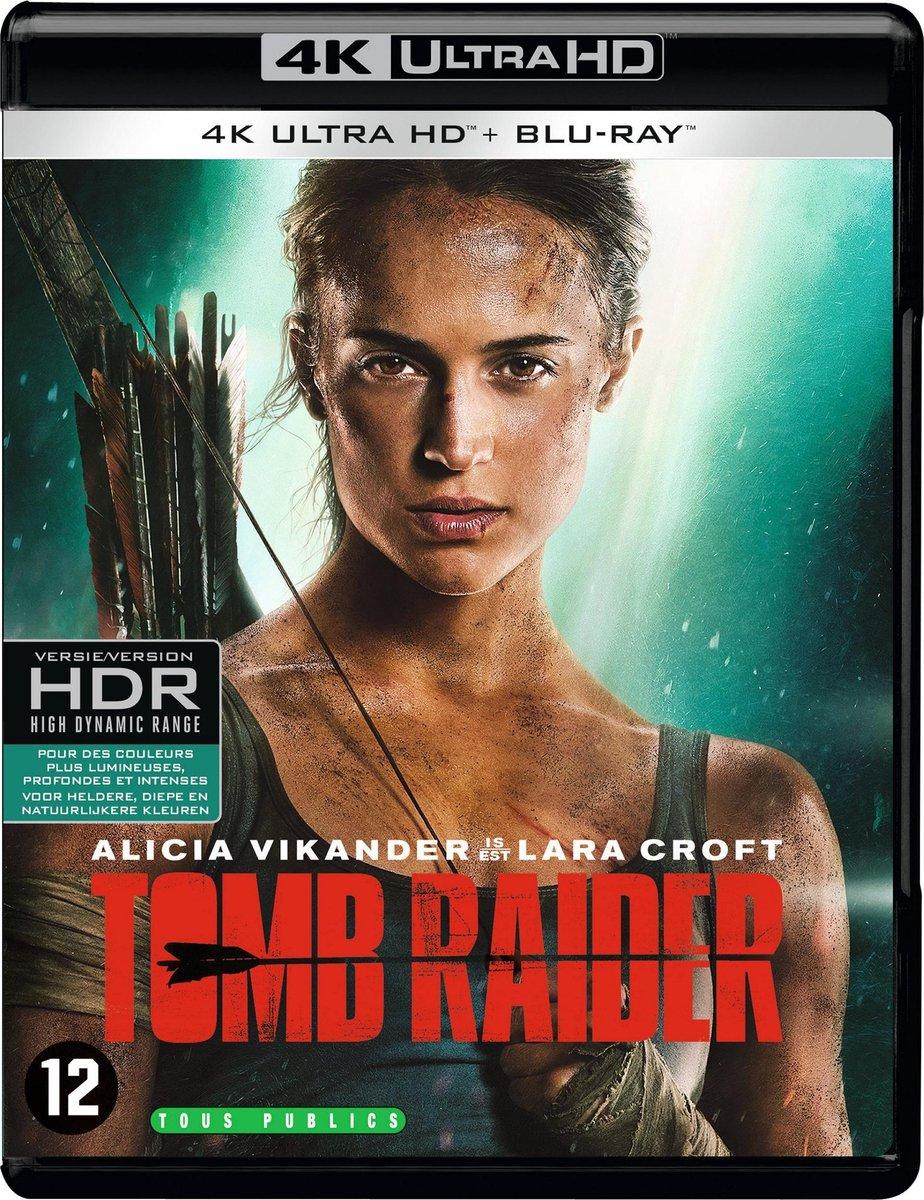 Tomb Raider (4K Ultra HD Blu-ray)-