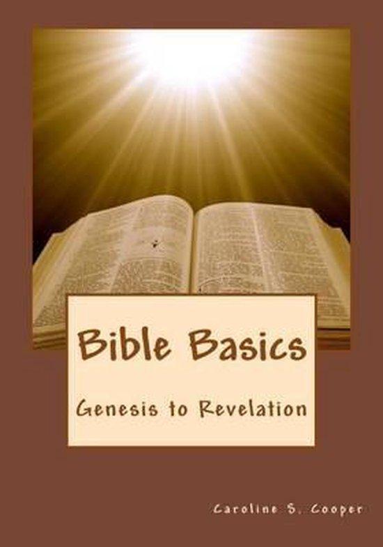 Boek cover Bible Basics van Caroline S Cooper (Paperback)