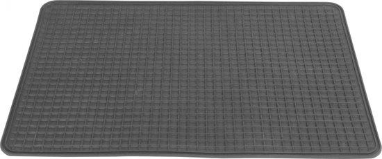 Carpoint Automat Rubber 50 X 35 Cm Zwart
