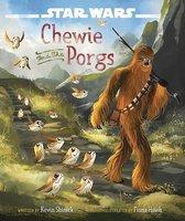SW LAST JEDI MTI CHEWIE & THE PORGS