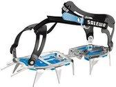Salewa Alpinist Walk stijgijzers grijs/blauw