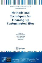Boek cover Methods and Techniques for Cleaning-up Contaminated Sites van