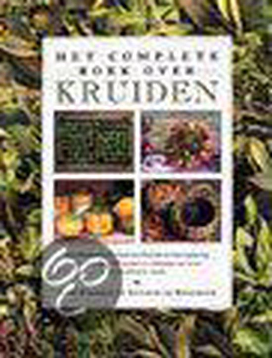 COMPLETE BOEK OVER KRUIDEN - A. Clevely |