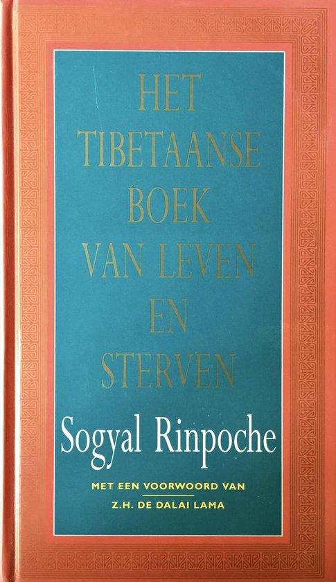 Afbeelding van Het Tibetaanse boek van leven en sterven