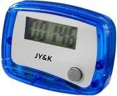 JY&K Stappenteller - blauw