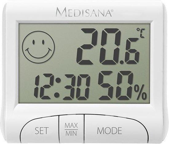 Medisana Digitale Thermo-Hygrometer HG 100