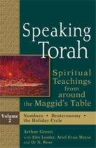 Speaking Torah, Volume 2