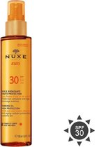 Nuxe Sun Tanning Oil High Protection Zonneolie SPF 30 - 150 ml