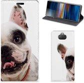 Sony Xperia 10 Hoesje maken Franse Bulldog