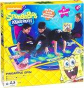 Sponge Bob Ananas Draai & Twist + speelmat twister
