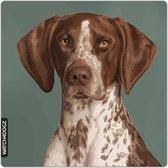 Duitse Staande Hond waakbord