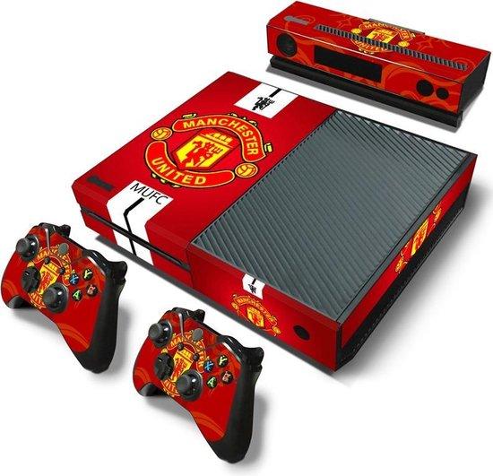 Manchester United – Xbox One skin