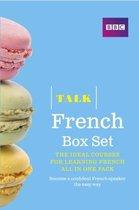 Talk French Box Set (Book/CD Pack)