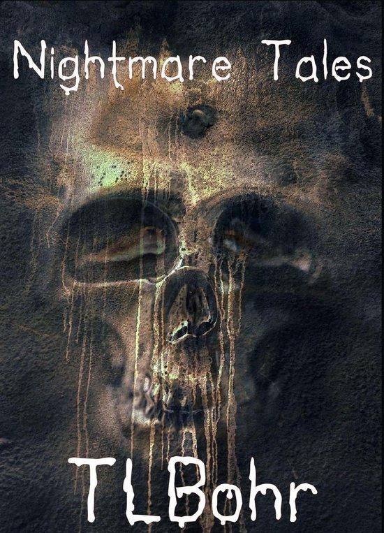 Omslag van Nightmare Tales