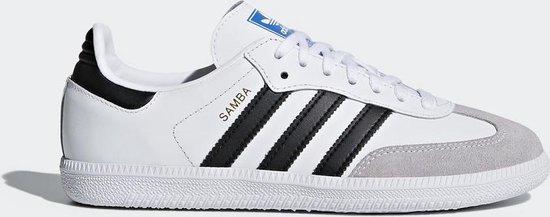 adidas Jongens Sneakers Samba Og J - Wit - Maat 37⅓