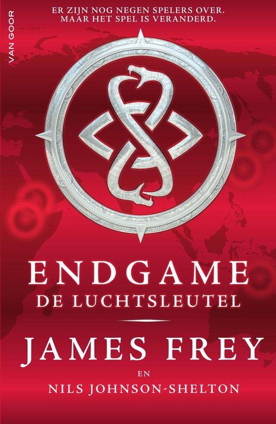 Endgame 2 - De luchtsleutel - James Frey |
