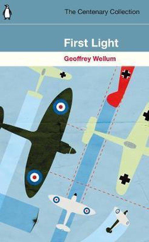 Boek cover First Light van Geoffrey Wellum (Paperback)