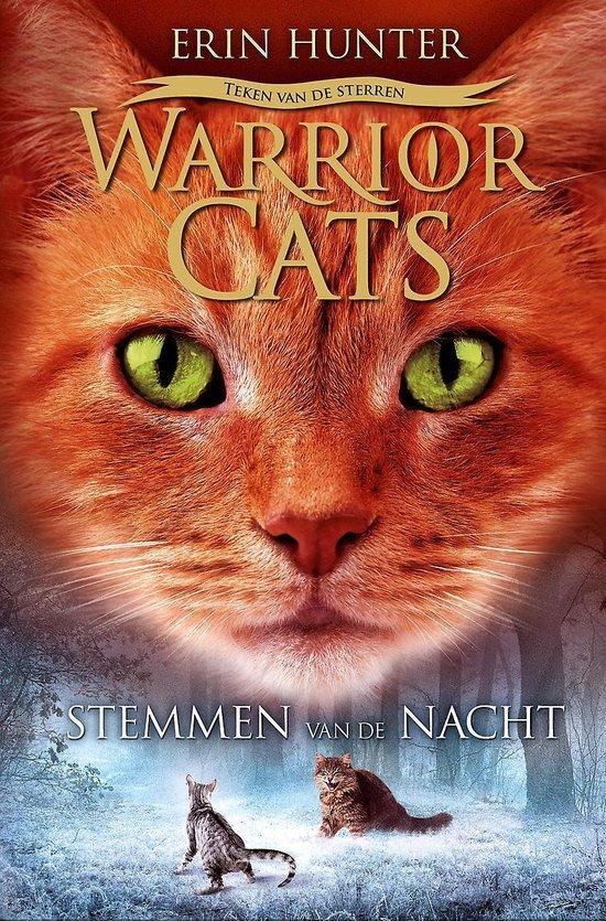 Warrior Cats | Teken van de sterren 3 - Stemmen van de Nacht - Erin Hunter | Readingchampions.org.uk