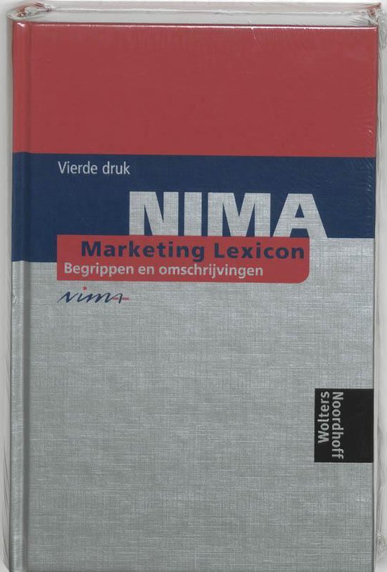 NIMA marketing lexicon - Nima |