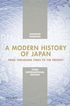 A Modern History of Japan, International Edition