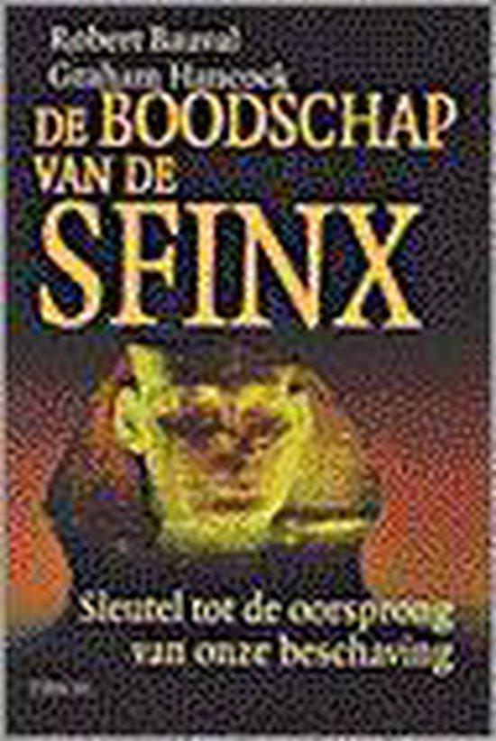 De boodschap van de sfinx - Robert Bauval  