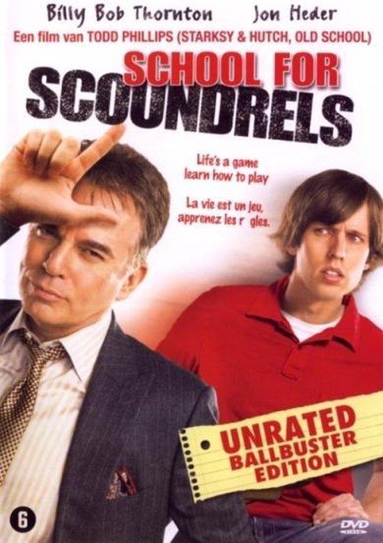Cover van de film 'School For Scoundrels'