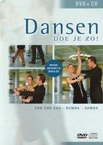 Dansen Doe Je Zo - Cha Cha Cha/Rumba/Samba (Dvd+Cd)