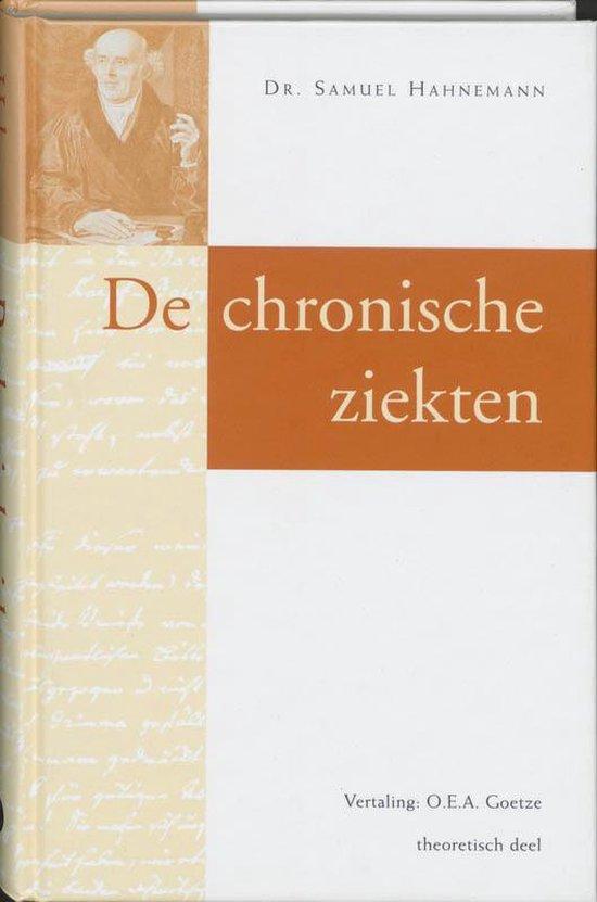 De Chronische Ziekten - S. Hahnemann |