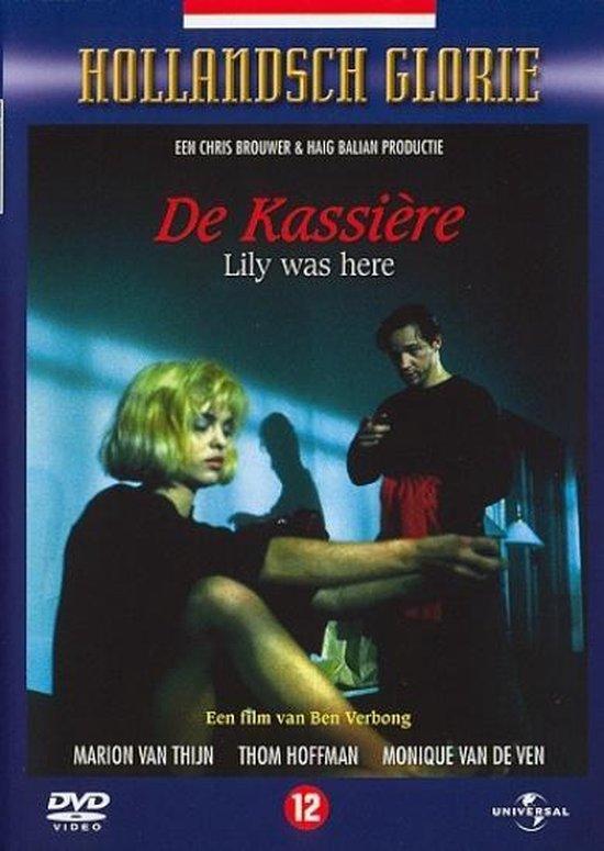 Cover van de film 'De Kassiere'