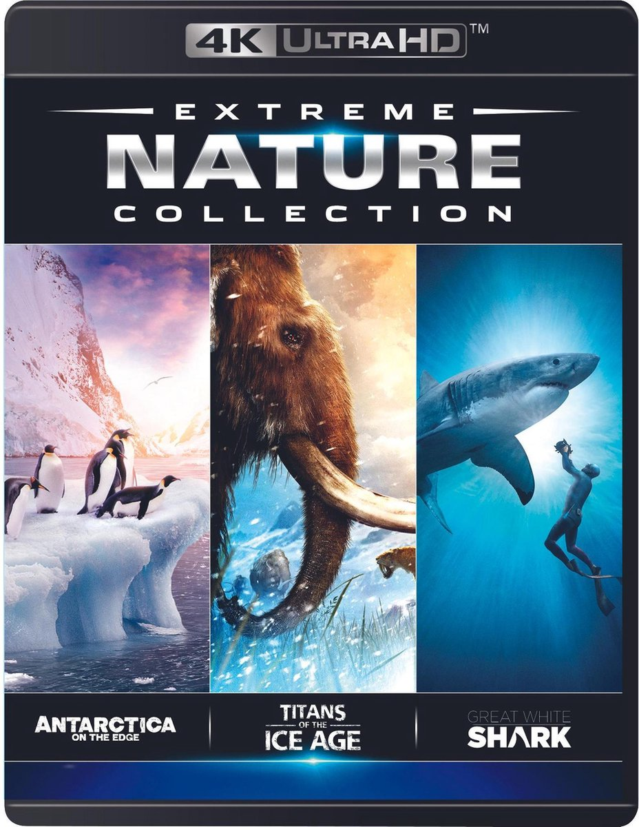 Extreme Nature Collection (4K Ultra HD Blu-ray)-