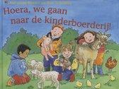 Hoera, we gaan naar de kinderboerderij