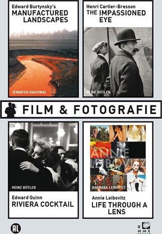 Boxen - Film & Fotografie (4 DVD)