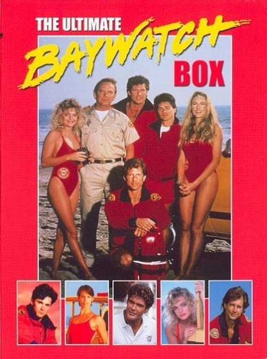 Baywatch - Ultimate Box (3DVD)