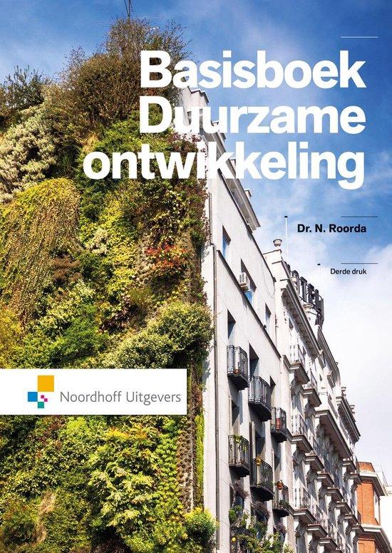 Basisboek duurzame ontwikkeling - N. Roorda |