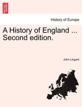 A History of England ... Second Edition.