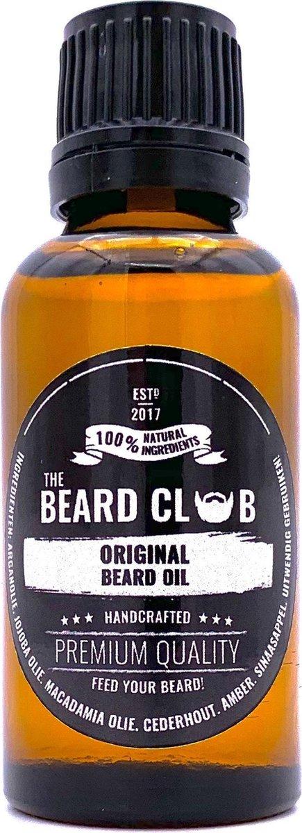 The Beard Club - Original - 50ml - The Beard Club