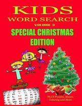 Kids Word Search Special Christmas Edition Volume 3