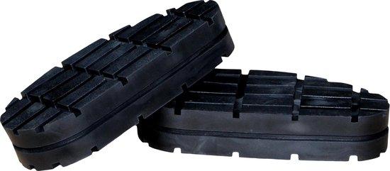 Easy Hoof Block - Rubber comfort