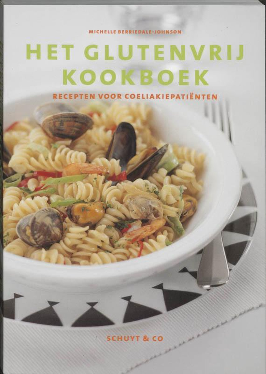 Het Glutenvrij Kookboek
