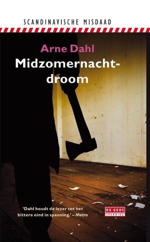 Midzomernachtdroom - Arne Dahl  
