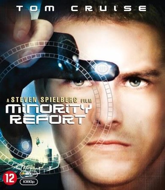 Cover van de film 'Minority Report'