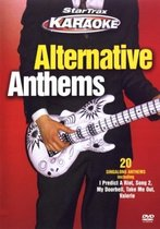 Star Trax Karaoke - Alternative Anthems