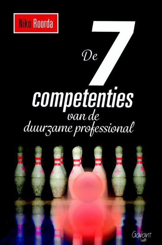De zeven competenties van de duurzame professional - Niko Roorda |