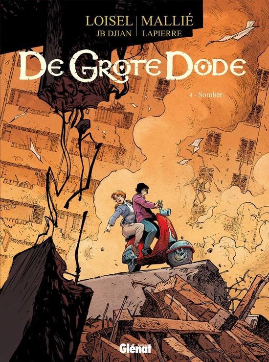 Grote dode hc04. somber - Onbekend |