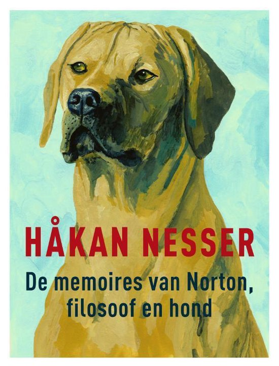 De memoires van Norton, filosoof en hond - Hakan Nesser | Readingchampions.org.uk