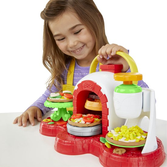 Play-Doh Pizza Chef - Klei Speelset