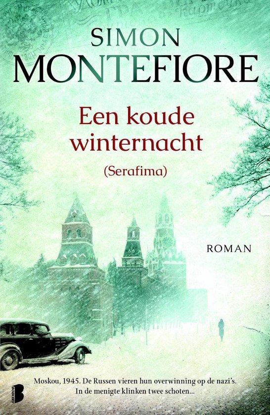 Koude winternacht - Simon Sebag Montefiore  