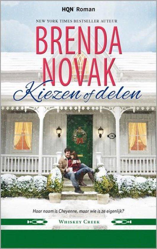 Kiezen of delen - Brenda Novak |