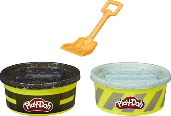 Play-Doh Wheels Buildin Compound Assorti